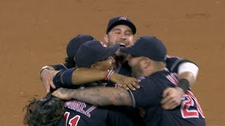 The Cleveland Indians Are Headed To The Playoffs