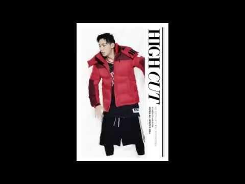 Bobby x B.I High Cut Digital Magazine