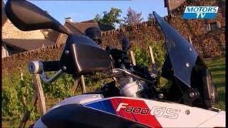 4. Bike test BMW F800 GS