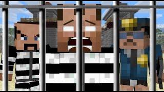 If Herobrine Went To Prison - Minecraft