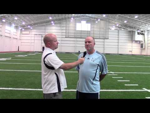 2012 Northwood Men's Soccer Preview - Doug Carter