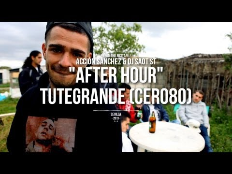"""TuteGrande aka Pablo Pólvora, Acción Sánchez & Dj SaoT – """"After Hours"""" [Videoclip]"""