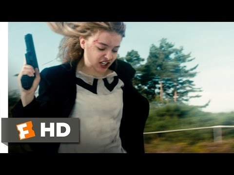 Kick-Ass 2 (9/10) Movie CLIP - Hit-Girl to the Rescue (2013) HD (видео)