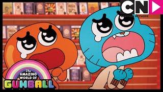 Gumball yanlışlıkla bozduğu kiralık DVD'nin gecikme cezasını ödemekten kaçınmaya çalışır. ▻ Muhteşem Gumball Dünyası'na abone ol - http://bit.ly/2mxQcNR ...