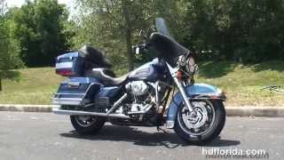 10. Used 2005 Harley Davidson Electra Glide Classic Motorcycles for sale - Ocala, FL