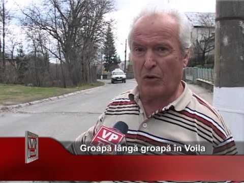 Groapă lângă groapă în Voila
