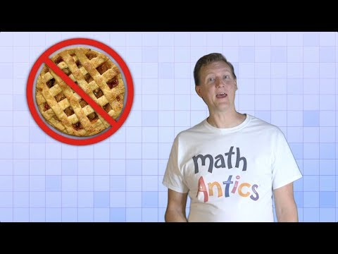 Math Antics – Circles, What Is PI?