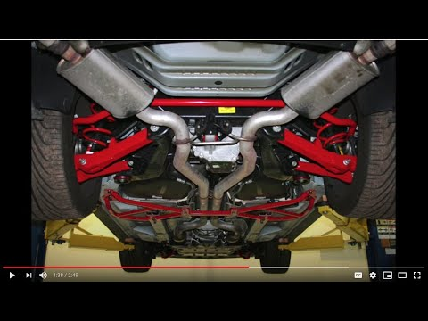 BMR Suspension 2012 ZL1 Camaro Track Test