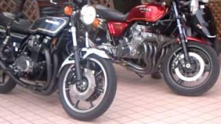 6. Kawasaki Z1000MKII VS CBX1000 HONDA