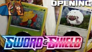 Opening Both Sword and Shield Checklane Blister Packs of Pokemon Cards - Gossifleur and Wooloo! by Flammable Lizard