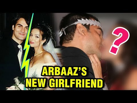 Arbaaz Khan Goes On A Holiday With His New Girlfri