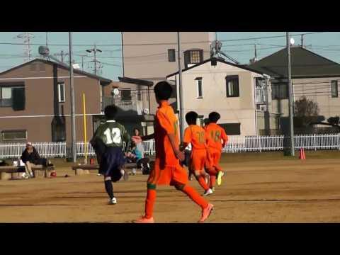【U14TM】A.S.ラランジャ豊川 vs 豊川南部中学校 3本目