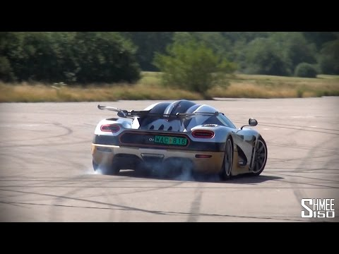 koenigsegg one:1 - exclusive first look
