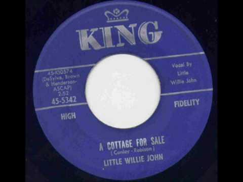 Tekst piosenki Little Willie John - A Cottage for Sale po polsku