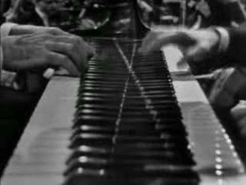 Poulenc Two Piano Concerto First Movement