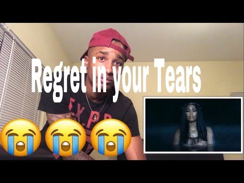 Nicki Minaj- Regret In your Tears (Official Music Video) [Reaction]
