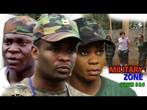 Military Zone Season 5 $ 6 - Zubby Micheal Latest Nollywood Movies 2017 | Family movie