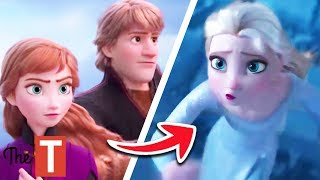 Frozen 2 Everything You Missed In The New Trailer