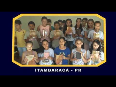 Missão Palavra e Pão - Itambaracá