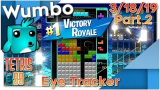 Tetris 99 Battle Royale - 15+ Win Streak - Wumbo 1025+ Wins