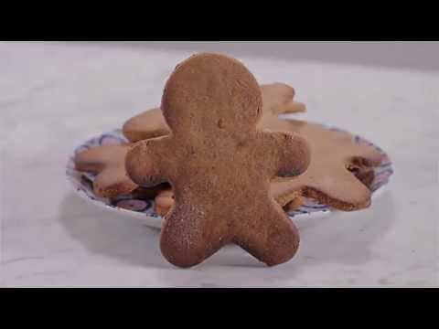 How to Make Gingerbread men!