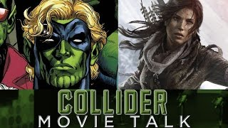 Collider Move Talk - The Skrulls Could Appear In MCU, Tomb Raider Reboot Sets Release Date by Collider