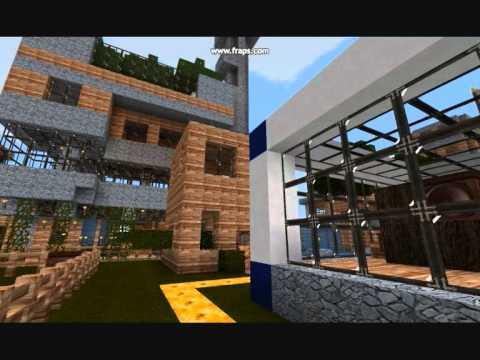 Minecraft server: Exelcraft