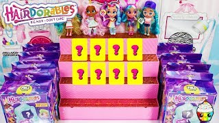 Video HAIRDORABLES Lots of Hairdorables Unboxing Cupcake Kids Club MP3, 3GP, MP4, WEBM, AVI, FLV Desember 2018