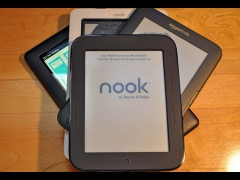 New Barnes & Noble Nook