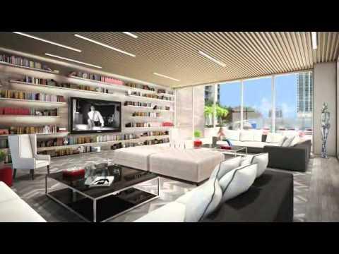 The Bond on 1080 Brickell Avenue Miami Luxury Condos