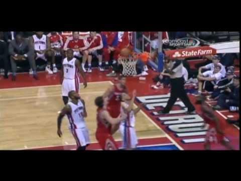 James Harden Houston Rockets Debut - 37 Points, 12 Assists