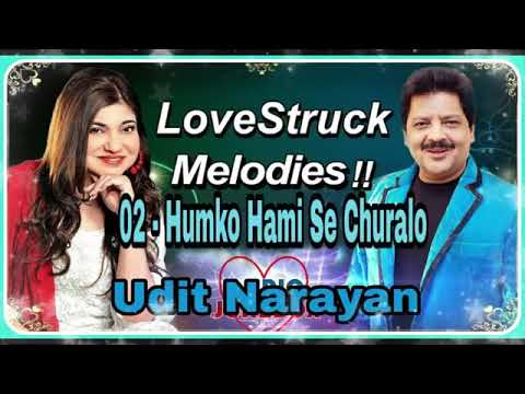 Udit Narayan Evergreen Hindi Songs Collection (Alka Yagnik, Udit Narayan )