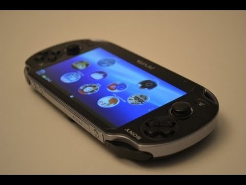 PS Vita Unboxing (Playstation Vita) - WiFi + 3G - PSVita Vlog 2
