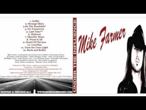 Mike Farmer - Want It All - Under The Influence