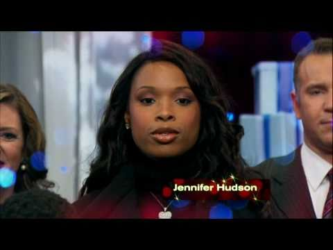 WGN-TV Jennifer Hudson Toy Drive Video