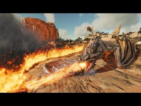 ARK: Scorched Earth #6 - Tìm thấy khe núi lửa, nơi sống của Rồng lửa Wyvern - Thời lượng: 1:02:24.