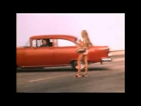 The Pom Pom Girls (1976) 55 Chevy 2 door sedan