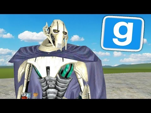 Garrys Mod - IF YOU DIE YOUR KICKED - 1 LIFE ONLY IN GMOD STAR WARS! (Garry's Mod)