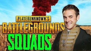 PlayerUnknown's Battleground Squad gameplay with the NLSS Crew - whats not to like? MASH IT Northernlion's channel...