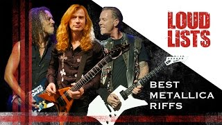 Download Lagu 10 Greatest Metallica Riffs Mp3
