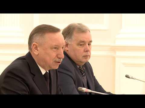 Președintele Republicii Moldova a avut o întrevedere cu guvernatorul orașului Sankt Petersburg