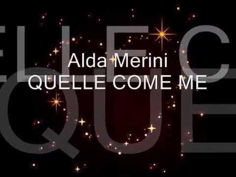 QUELLE COME ME di Alda Merini ★ VIDEOPOESIA