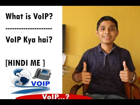 What is VoIP [HIND] | Voip in hindi | what is voice over ip