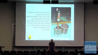 Thermodynamics and Chemical Dynamics 131C. Lecture 10. Jim Joule.