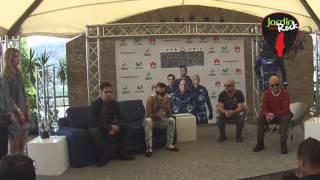 Video JARDIN DEL ROCK - Rueda de prensa Caramelos de Cianuro Tour 8 MP3, 3GP, MP4, WEBM, AVI, FLV November 2017