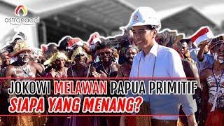 Video JOKOWI MELAWAN PAPUA PRIMITIF - SIAPA MENANG??? MP3, 3GP, MP4, WEBM, AVI, FLV Maret 2019