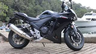 3. Honda CBR500R Review | One Year of Ownership