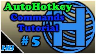 AutoHotkey Commands Tutorial #5 - Image Search (2)