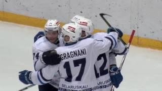 Автомобилист - Динамо Мн2-3