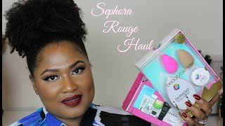 Sephora VIB Rouge Haul #1 | What did She get? Come see!!!!
